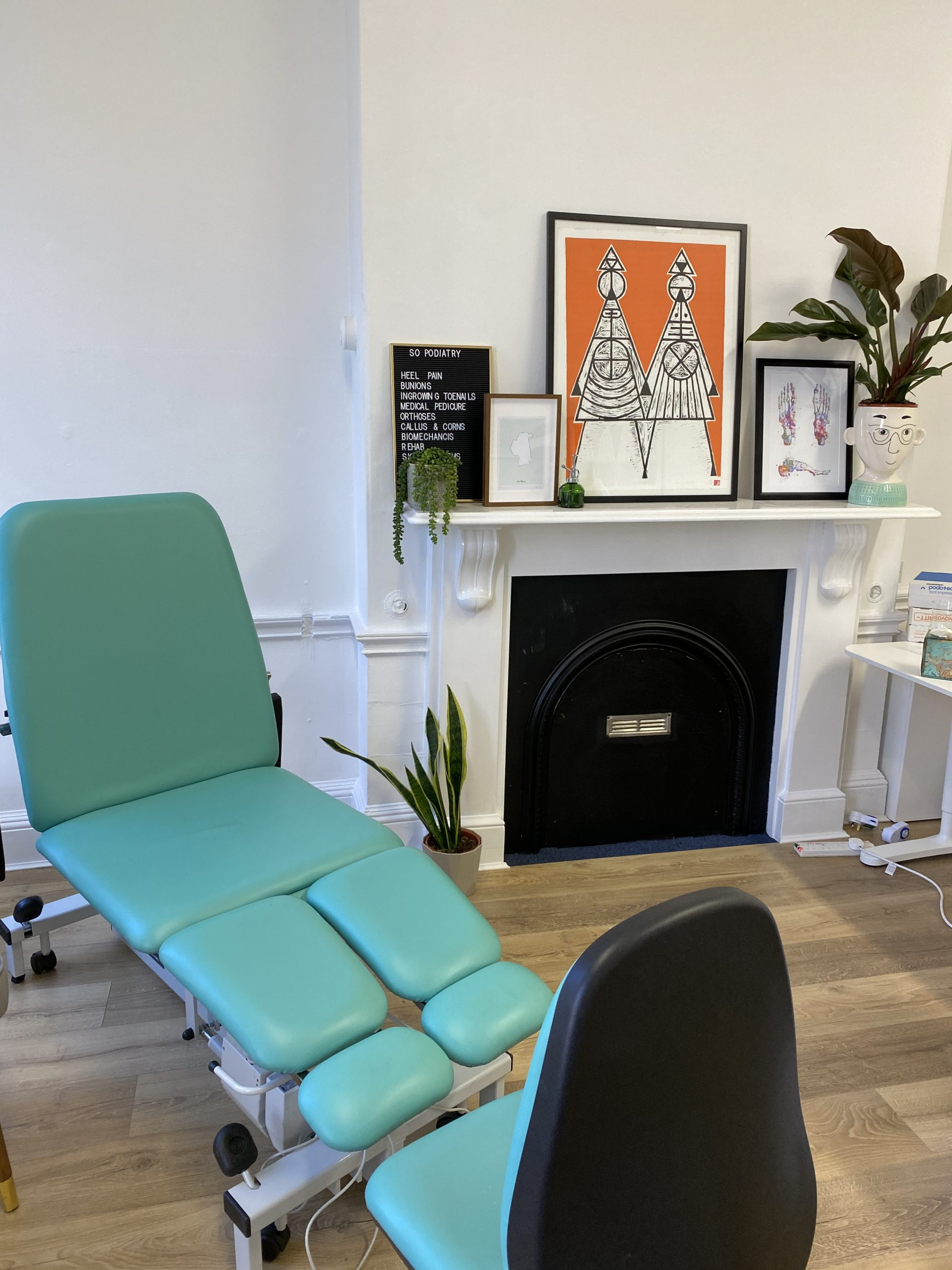 SO Podiatry Worcester Clinic